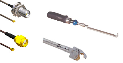 SMA Connector Tools, SMA Wrenches and RF COAX Wrenches